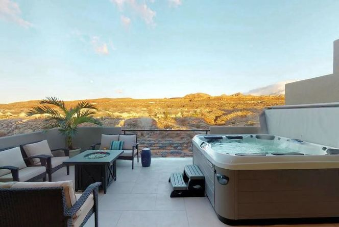 Private Hot Tub Retreat for Zion and St George for rent in Washington , UT