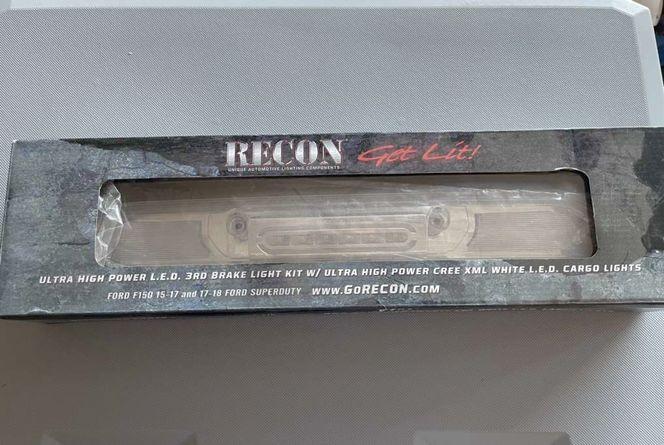 Recon 3rd Clear Brake light  for sale in Washington , UT