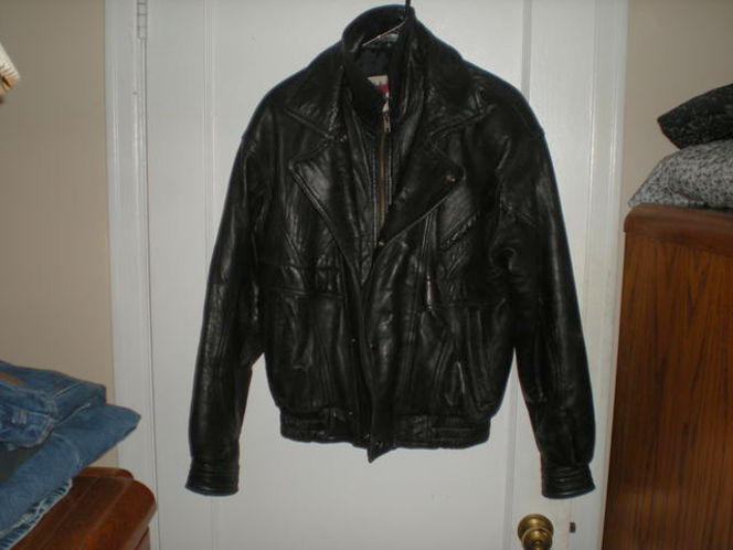 Real Leather Bikers jacket for sale in Spanish Fork , UT