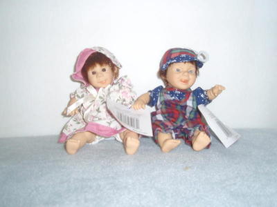 Beanie Bag Dolls - NEW COLLECTIBLES