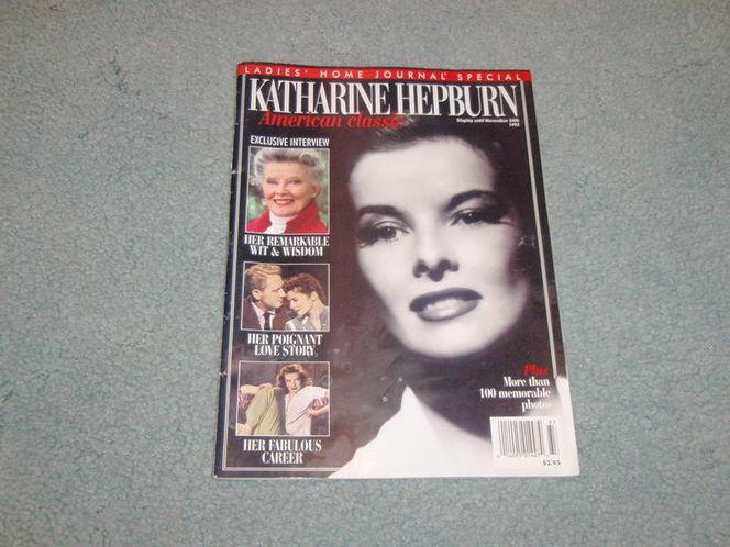 Ladies' Home Journal Special - Katharine Hepburn for sale in Murray , UT