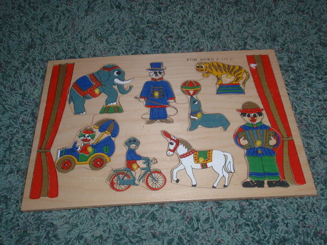 Wood puzzle - NEW for sale in Murray , UT