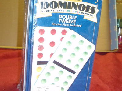 Games - NEW: Dominoes, Quiddler and UNO Attack - 3 games - $10 to $15 ea