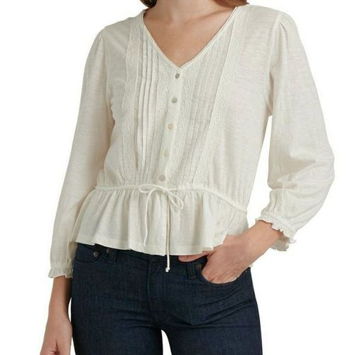 Genuine Lucky Brand Peplum shirts, all sizes, NWT for sale in South Jordan , UT