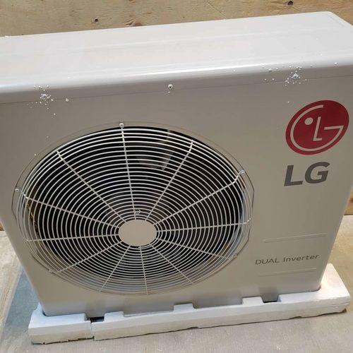 Brand new LG single zone outdoor mini split for sale in Riverton , UT