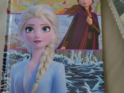 Frozen II Look and Find Book, brand new