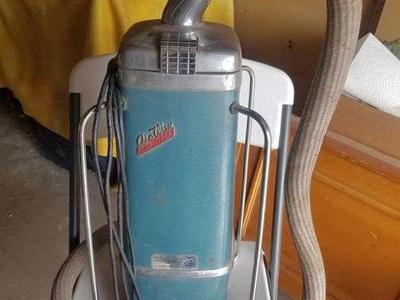 Air-Way Sanitizor Vintage Vacuum Cleaner