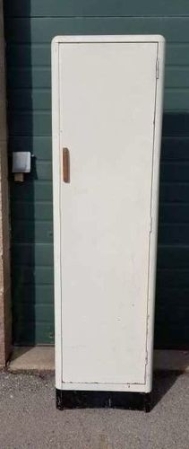 Vintage Sears Brand Metal Storage Cabinet for sale in Orem , UT