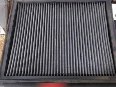 Used K&N filter Nissan Pathfinder