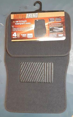 Motor Trend DkGray 4pc Floor Mat Set Car/Truck NEW for sale in Cedar City , UT