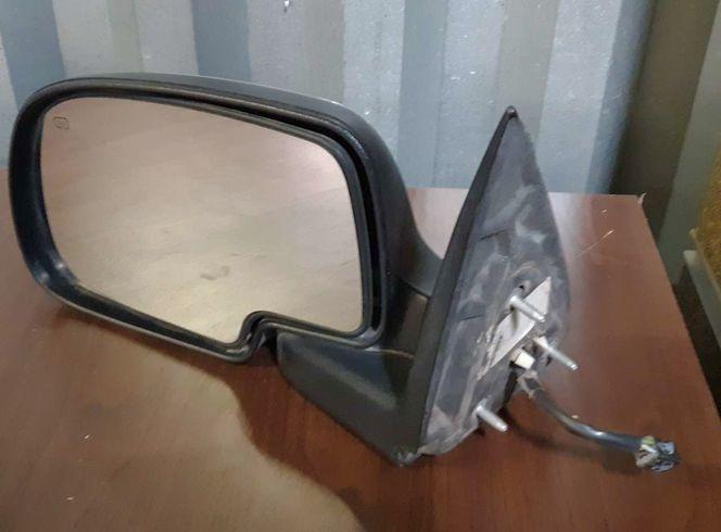 2002 Silverado Driver Side Power Mirror OEM Chrome for sale in Cedar City , UT