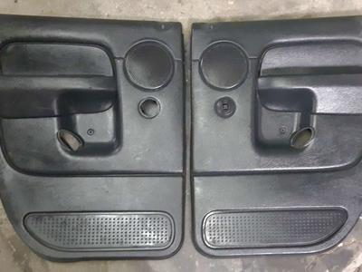 2002-05 Dodge Ram 1500 Rear Door Trim Panels