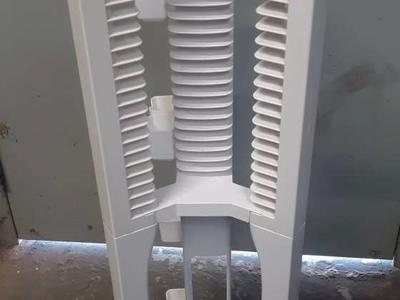 Nintendo Wii LevelUp Gaming Tower Shelf