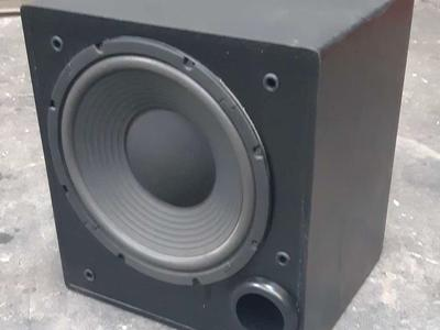 "Optimus Home Theater 12"" Subwoofer"