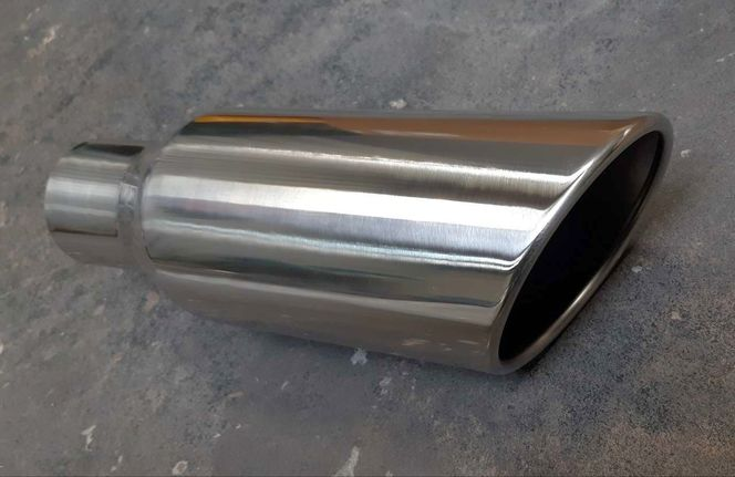 Stainless Steel Exhaust Tip New for sale in Cedar City , UT