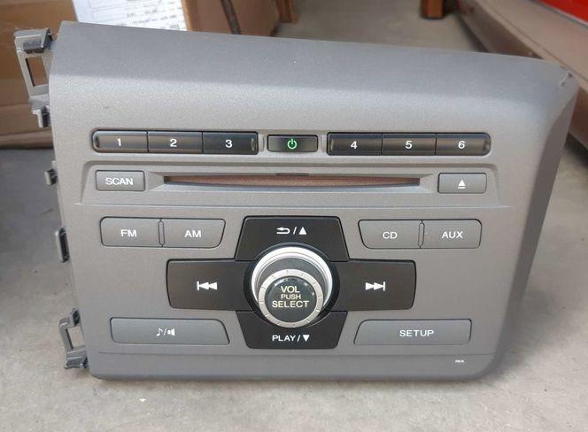 2012 Honda Civic Radio OEM Factory Stereo  for sale in Cedar City , UT