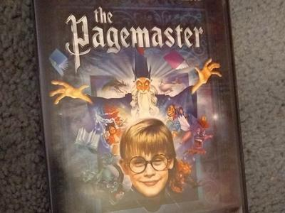 Page master DVD
