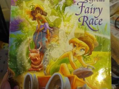 Disney fairies: The Great Fairy Race