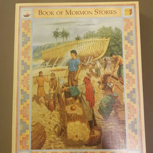 Bom and Bible stories  for sale in Springville , UT