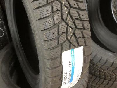 SET OF NEW 205/55R16 SUMITOMO ICE EDGE SNOW TIRES