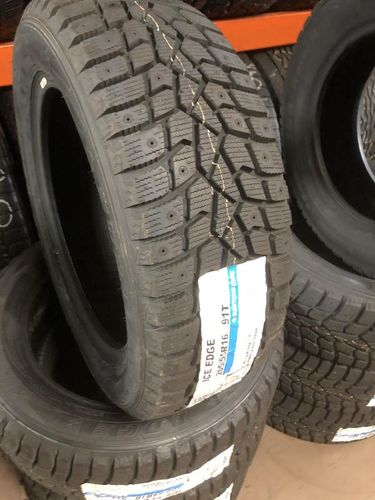 SET OF NEW 205/55R16 SUMITOMO ICE EDGE SNOW TIRES for sale in Midvale , UT