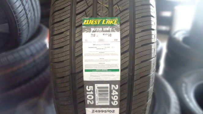 255/55R18 WESTLAKE SU318 SET OF BRAND NEW TIRES for sale in Midvale , UT