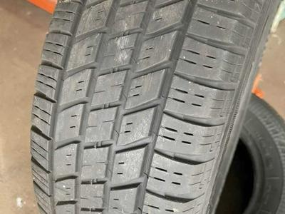 PAIR OF USED 215/65R15 GOODYEAR VIVA