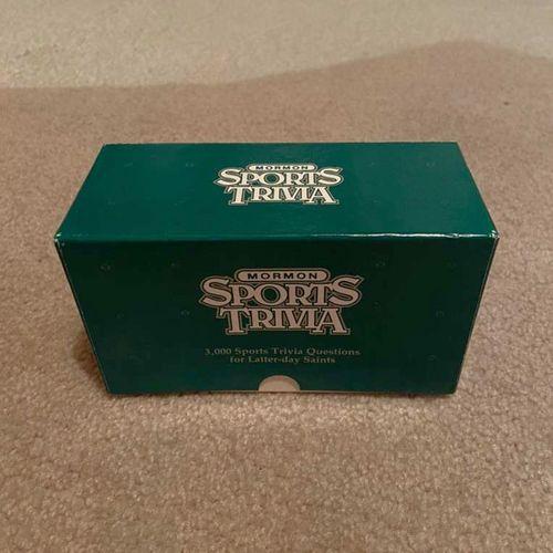 Mormon Sports Trivia - 1985 for sale in Layton , UT