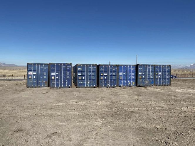 Best Priced Conex Containers in Idaho and Utah Storage Containers Buy or Rent for sale in Pocatello , ID