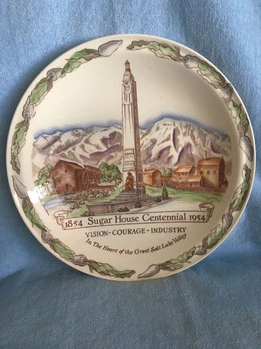 Collectors Plate 1954 for sale in South Ogden , UT