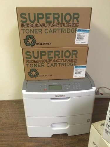Lexmark Printer 462DTN and four toner cartridges for sale in West Valley City , UT