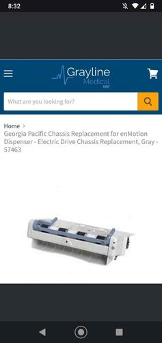 Chassis Replacement Enmotion dispenser  for sale in Midvale , UT