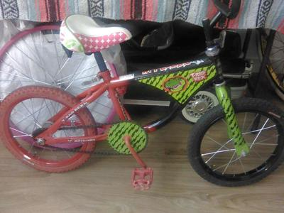 """16"""" lowrider bike bicycle beginnings with already welded in tank from factory"""