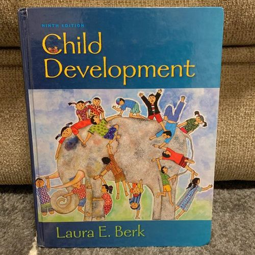BYU SFL 210 Child Development Textbook for sale in Provo , UT