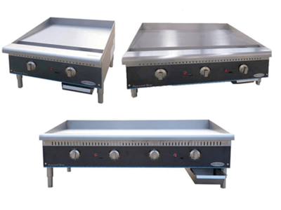 NEW Serv-Ware N Gas Or Propane Griddles