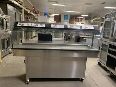 Used Food Warmer & Heat Lamp Was$1895 Reduced