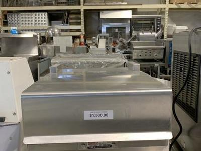 Used Anets Dough Former reduced was$1800