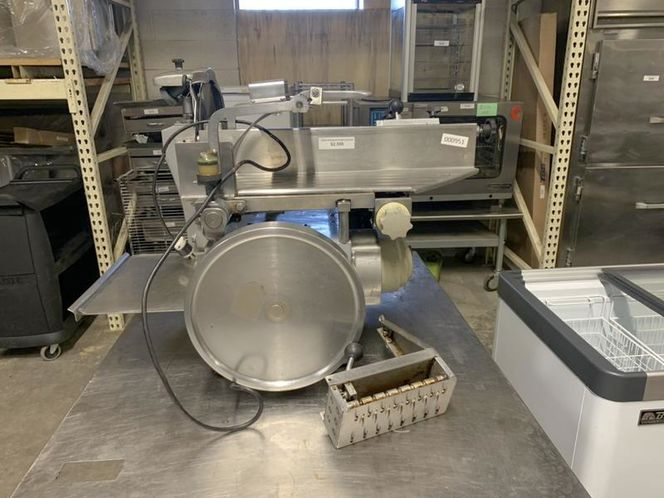 Used Automatic Heavy Duty Meat Slicer reduced was $4500 for sale in Salt Lake City , UT