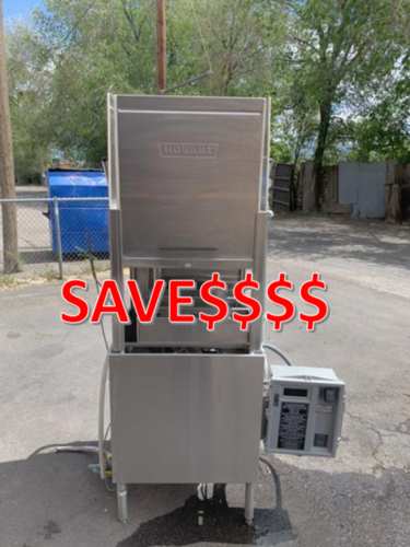 Used Hobart AM14Dish Washer Hi Temp WAS $3500 Price Reduced for sale in Salt Lake City , UT