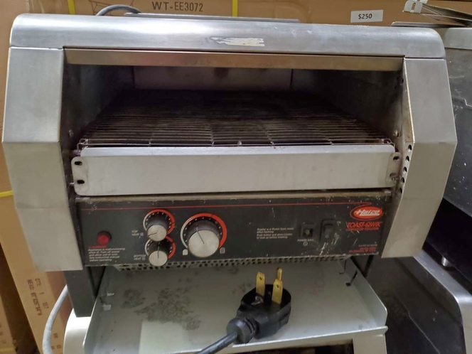 Used Hatco TOASTERS Great Shape for sale in Salt Lake City , UT