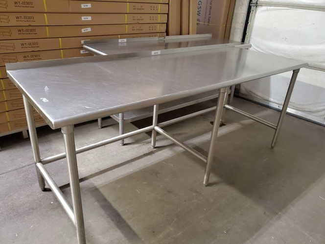 Used Bakery Table w/Under Cab for Flour Bins for sale in Salt Lake City , UT