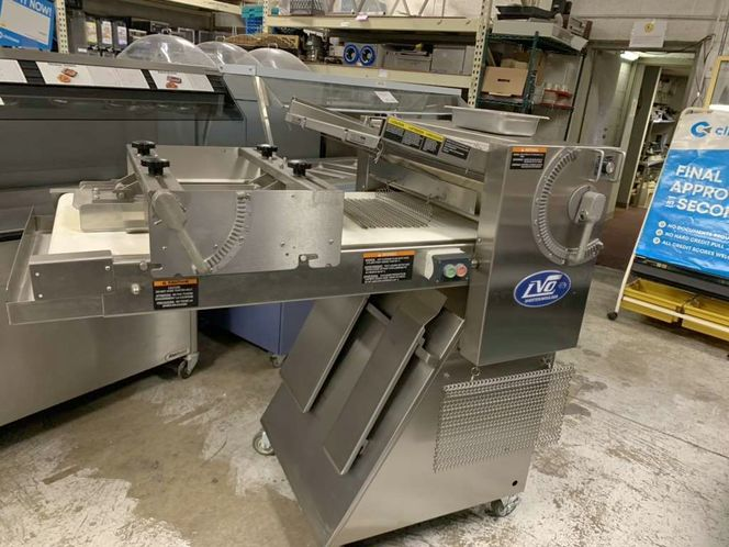 Used LVO Dough Sheeter Excellent Reduced was $7500 for sale in Salt Lake City , UT