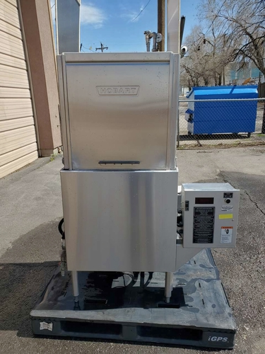 Used Hobart High Temp Dishwasher excellent, new cost 13k booster + 3k for sale in Salt Lake City , UT