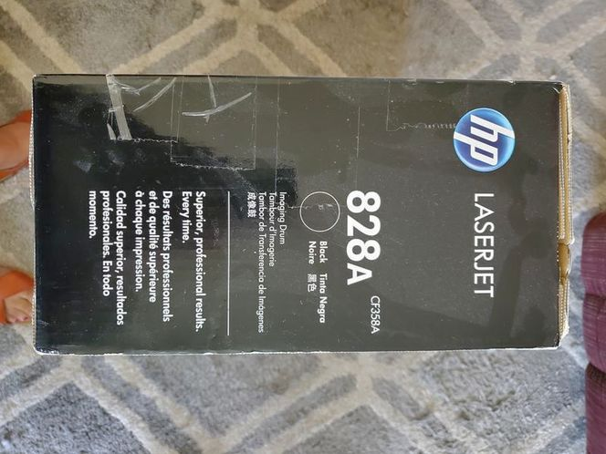 NEW! HP 828A Drum kit, Black CF358A for sale in Sandy , UT