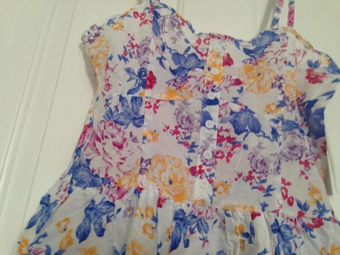 Sleeveless Cotton Printed Casual Summer Sun Dress for sale in Sandy , UT