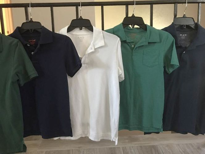 Boy's School Uniform Polo Shirts for sale in Sandy , UT
