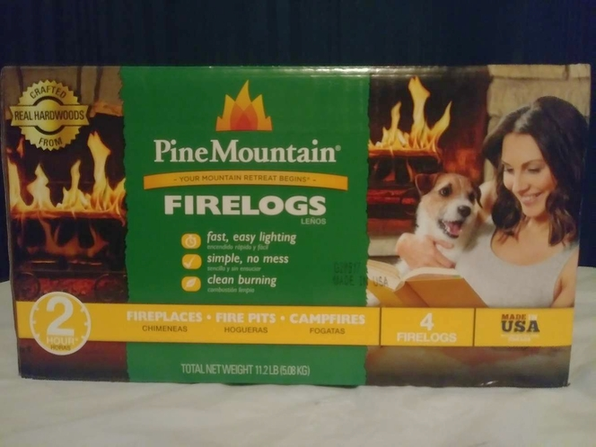 Pine Mountain Fire Logs for sale in West Valley City , UT