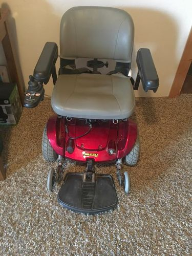 Jazzy power chair for sale in Preston , ID
