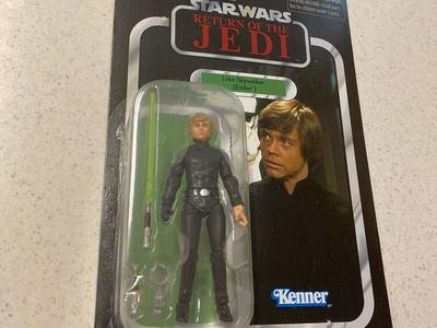 Star Wars Luke Skywalker Endor Return Of The Jedi