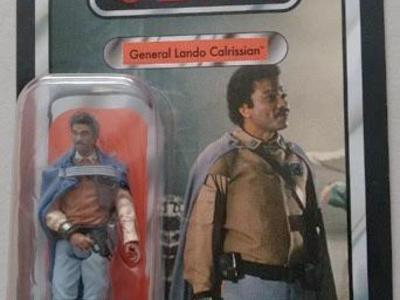 General Lando Calrissian VC 47 Return Of The Jedi